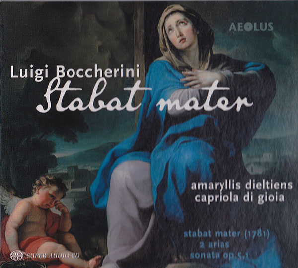 Luigi Boccherini - Stabat Mater